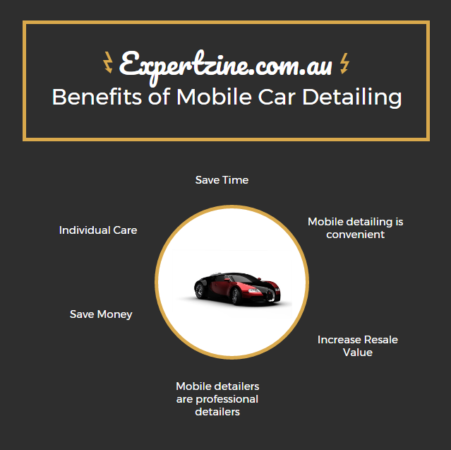 benefits of hiring mobile detailers