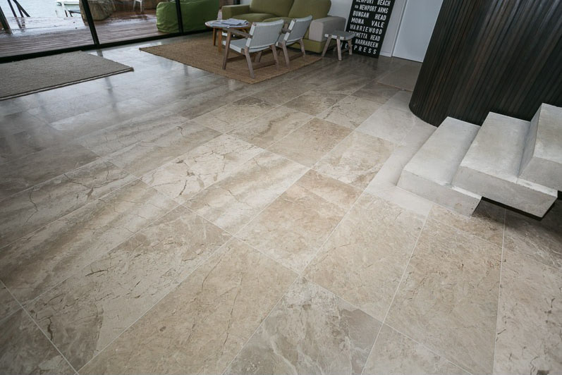Marble floor tiles for home renovations