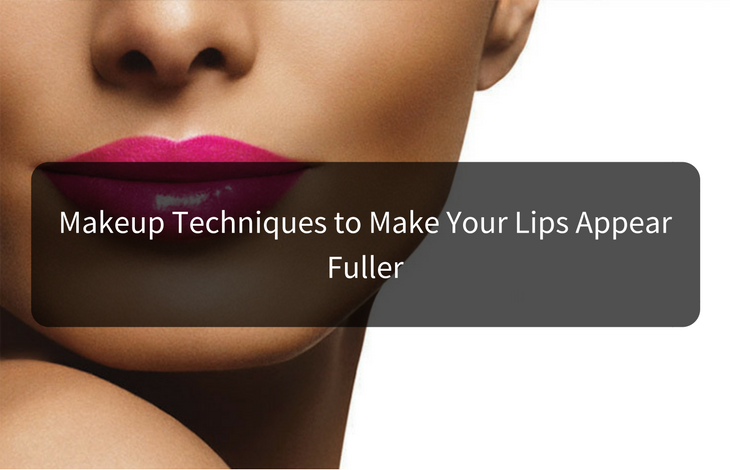 Makeup to Make Your Lips Appear Fuller