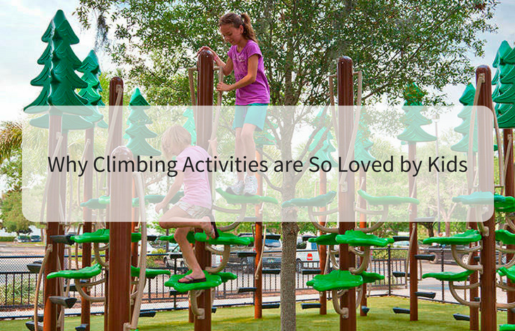 Why Climbing Activities are So Loved by Kids