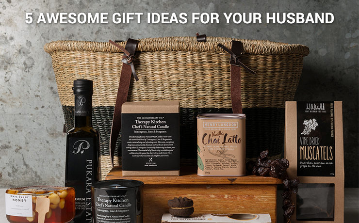 5 awesome gift ideas for your husband expert zine gift baskets australia negle Choice Image