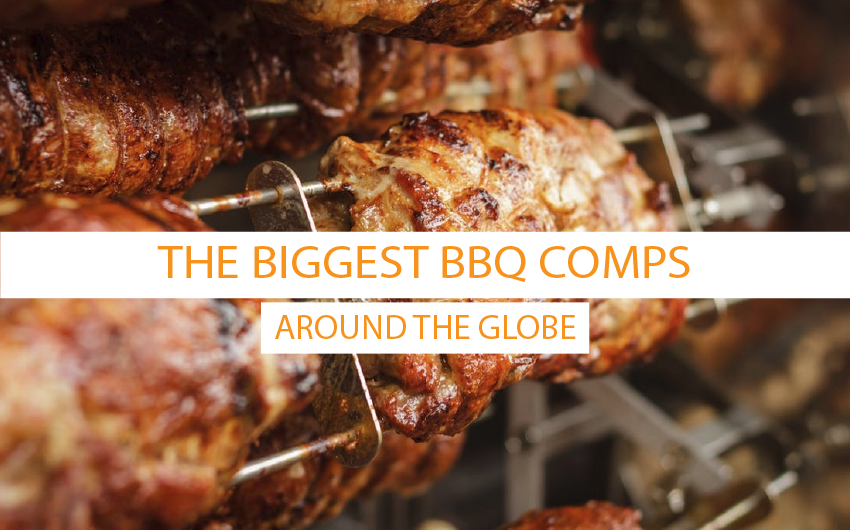 The Biggest BBQ Comps Around The Globe