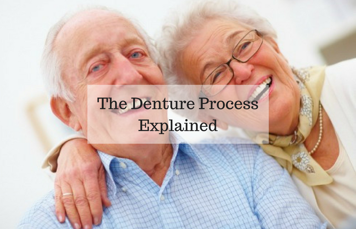 The Denture Process Explained