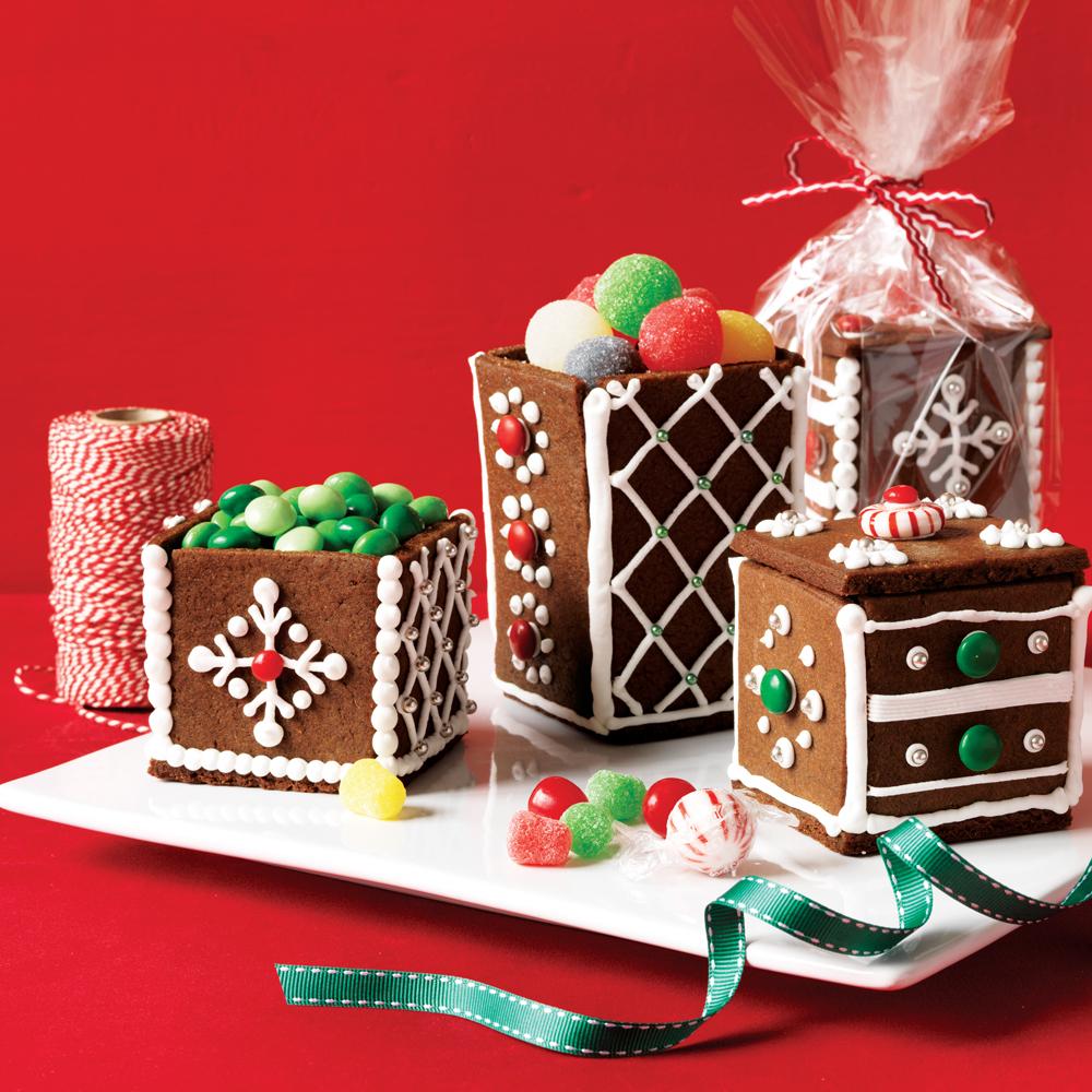 Christmas Gift Ideas- Edible Gifts