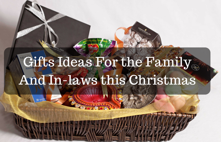Gifts Ideas For the Family And In-laws this Christmas
