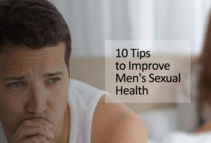Improve Men's Sexual Health