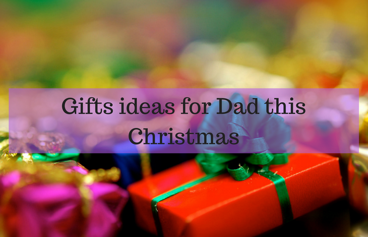 Gift ideas for dad christmas present